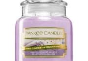 Yankee Candle Honey Lavender Gelato lumânare parfumată Clasic mini